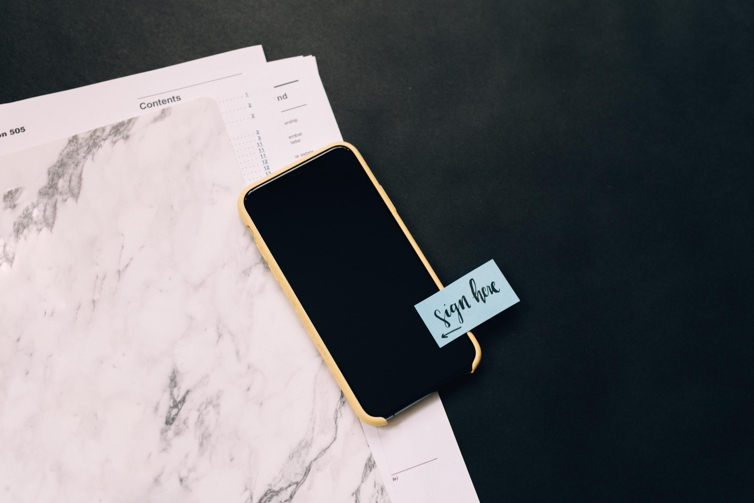 EADTrust Resumen sobre firma digitalizada