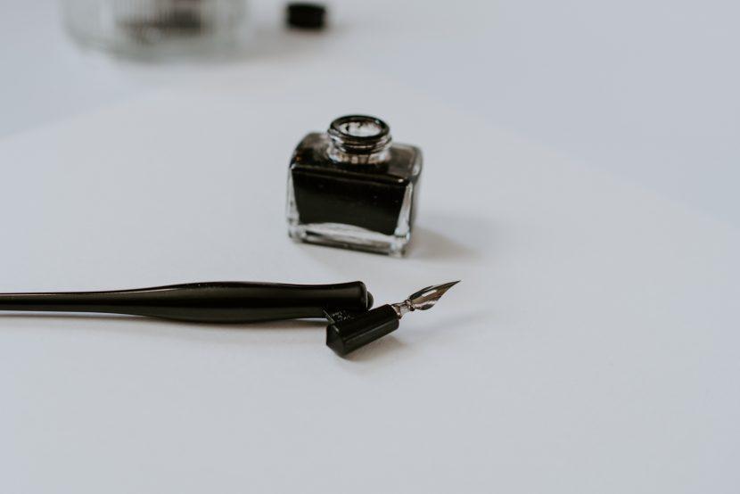 EADtrust Tinta química y tinta digital para la escritura de puño y letra en testamentos ológrafos